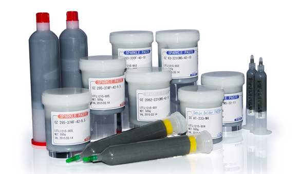 Lead-containing solder paste
